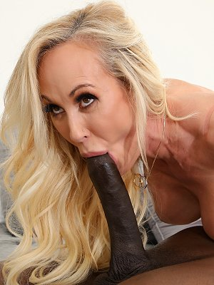 Brandi Love Big Cock Blowjob