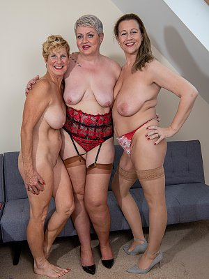 Three Amateur Wives